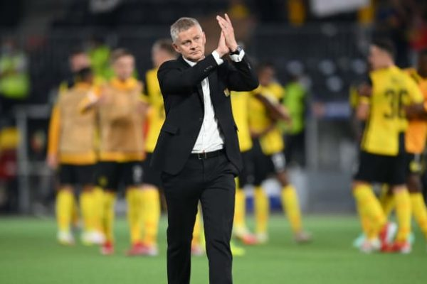 Solskjaer admits mistakes in defeat to Young Boys